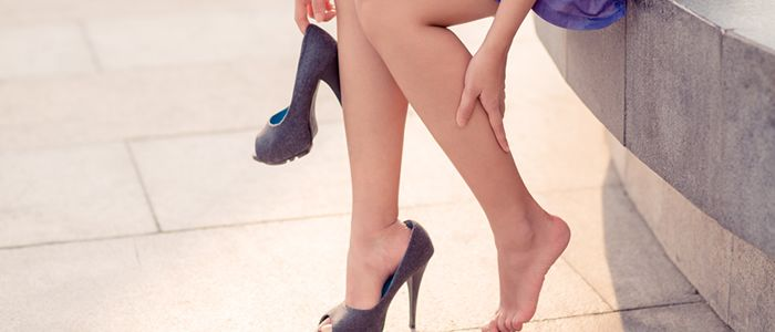 Effects of Wearing Heels during Pregnancy