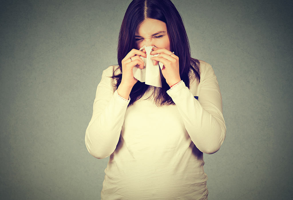 Sneezing During Pregnancy: Causes and Tips To Get Relief
