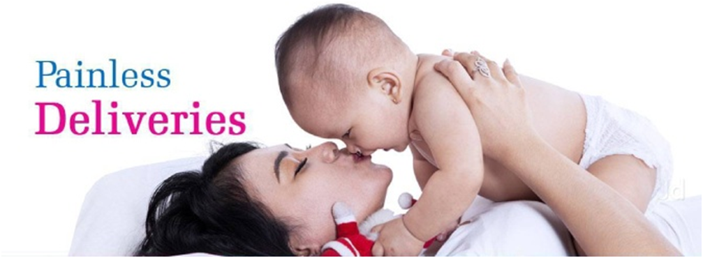 Painless Delivery by Dr. Sonil Srivastava- Best Gynecologist in Bhopal